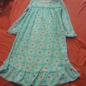 Jumping bean nightgown